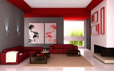 Oświetlenie do pokoju w nowoczesnym stylu