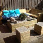 Drewniane meble do ogrodu - wady i zalety